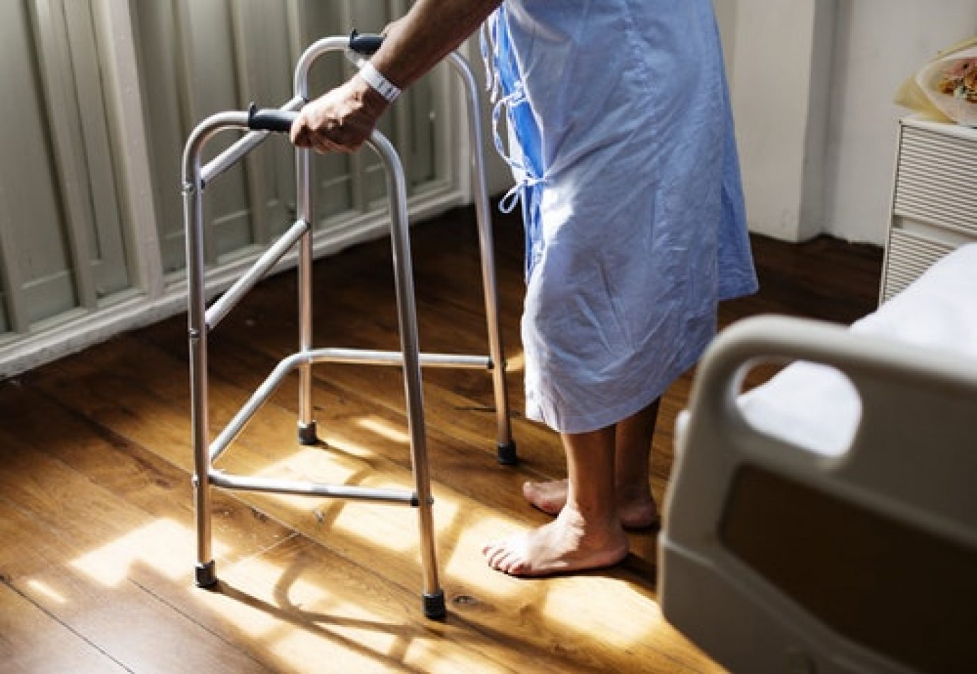 Patient neglect in nursing home