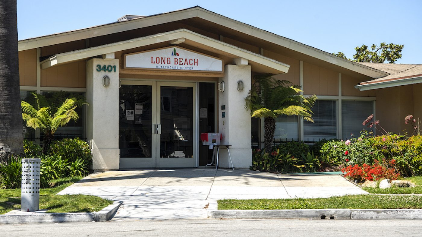 Long Beach Health Center COVID-19