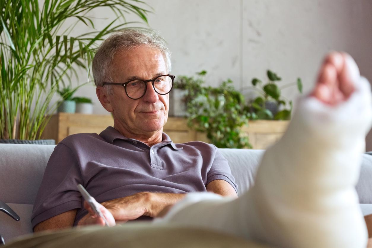 Nursing Home Broken Bone / Hip Fractures